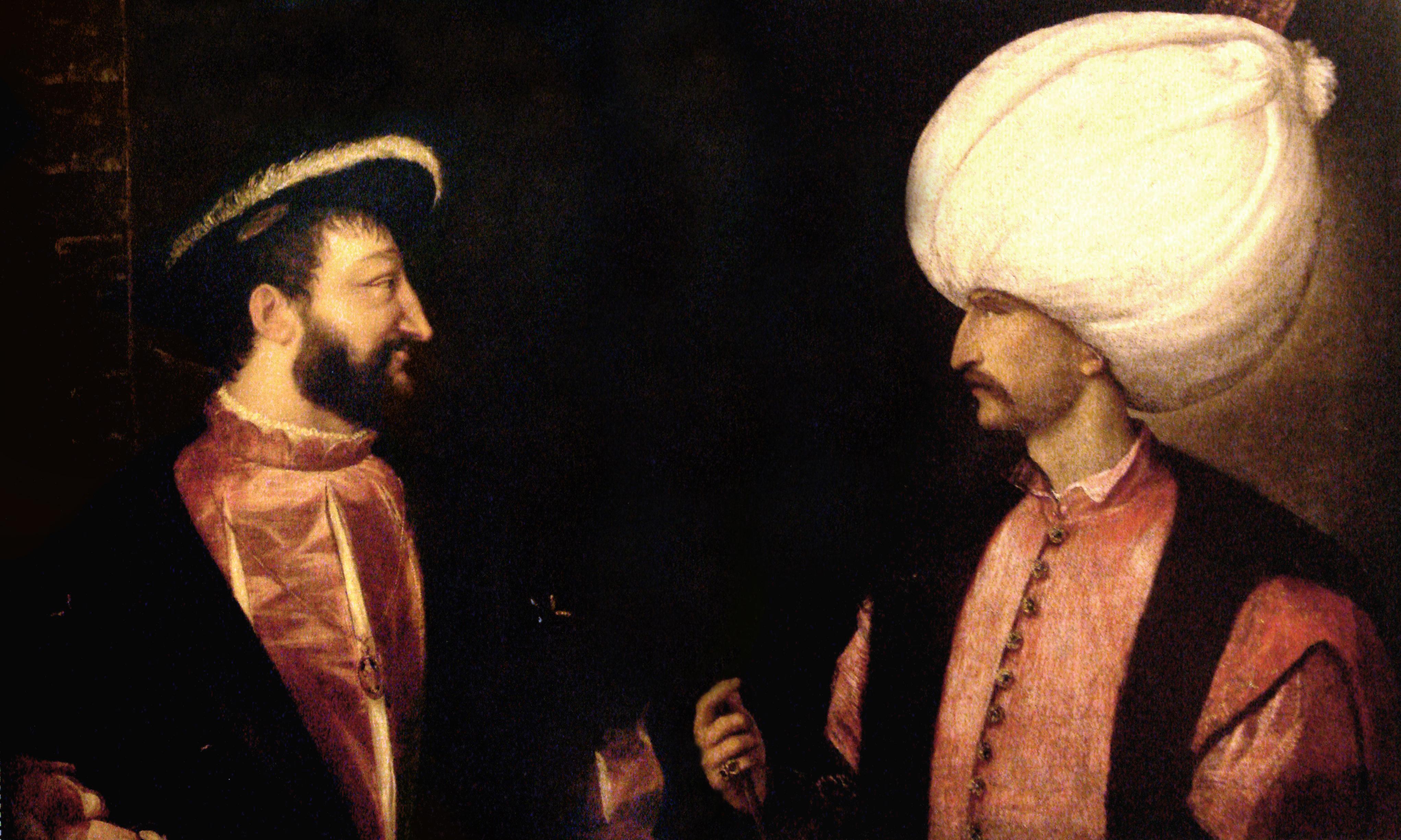 François Ier et Soliman le Magnifique, Le Titien vers 1530